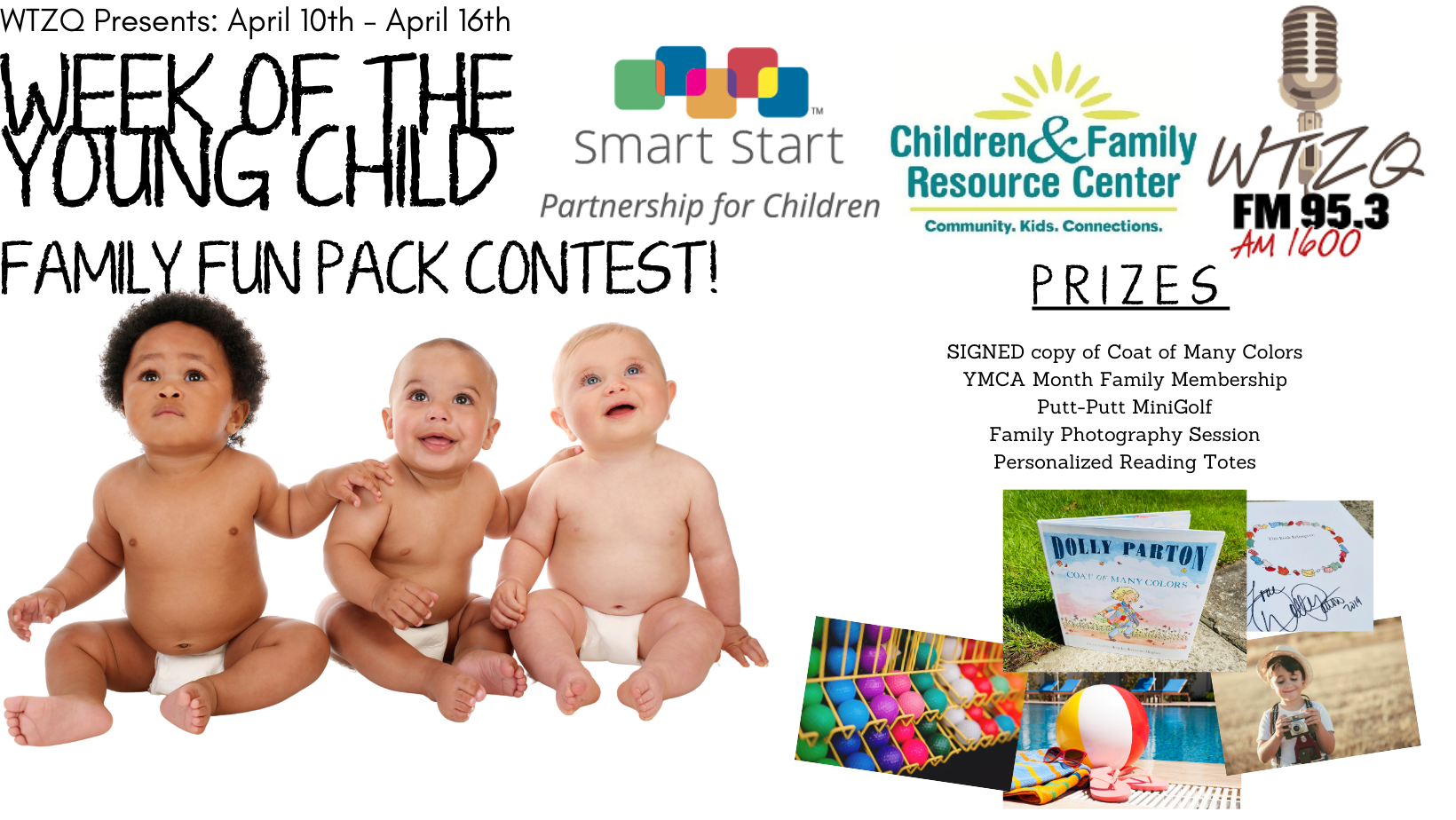 Family Fun Pack Contest 1