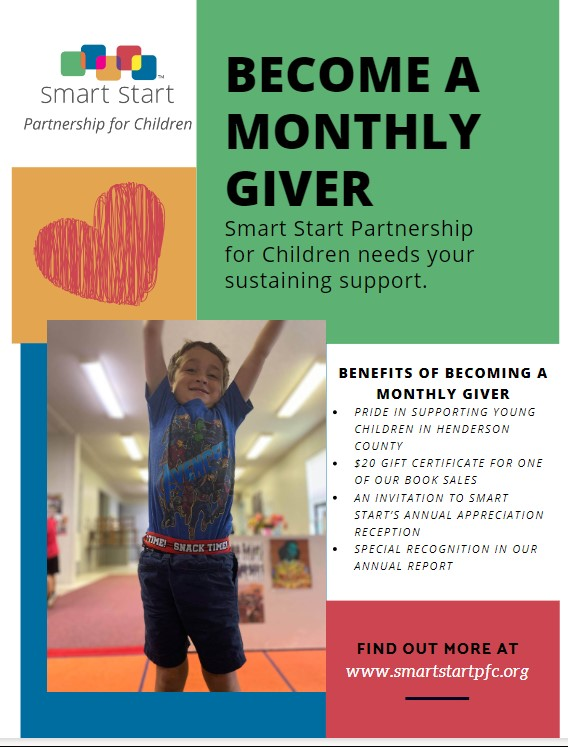 hendersonville nonprofit donate support tax write off north carolina monthly giving